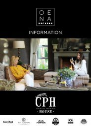 Country Paradise House - Info Book
