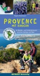 Leseprobe »Provence mit Kindern«