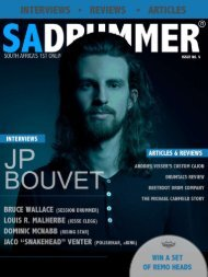 Issue 5 - JP Bouvet - August 2018