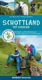Leseprobe »Schottland mit Kindern«