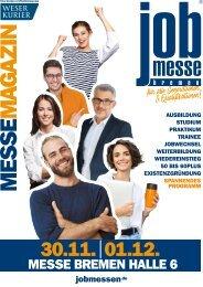 Der Messe-Guide zur 14. jobmesse bremen