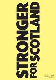 SNP Manifesto 2019