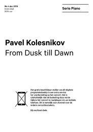2019 12 04 Pavel Kolesnikov