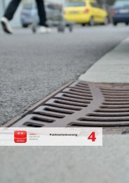 ACO Österreich Bauelemente Preisliste 2020 - Punktentwässerung
