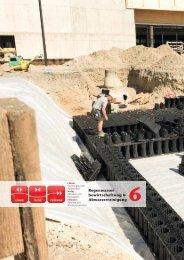ACO Österreich Bauelemente Preisliste 2020 - Regenwasserbewirtschaftung und Abwasserreinigung