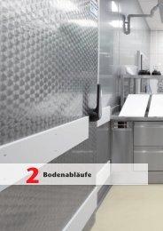 ACO Österreich Haustechnik Preisliste 2020 - Bodenabläufe
