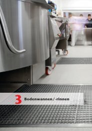 ACO Österreich Haustechnik Preisliste 2020 - Bodenwannen