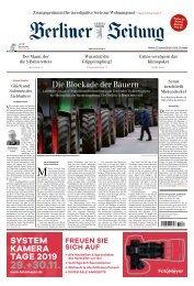 Berliner Zeitung 27.11.2019