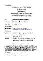 Sommerfest DRK- Dudweiler vom 22  - 24  Juni 2012 - artntec