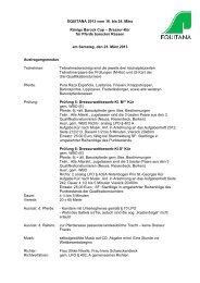 EQUITANA 2013 vom 16. bis 24. März Königs Barock Cup – Dressur ...