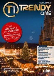 TRENDYone | Das Magazin - Allgäu - Dezember 2019