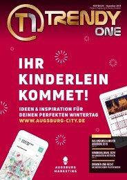 TRENDYone | Das Magazin - Augsburg - Dezember 2019