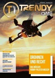 TRENDYone | Das Magazin - Ulm - Dezember 2019