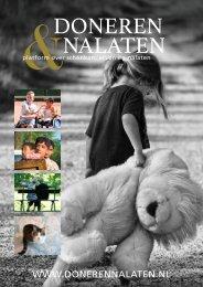 Doneren & Nalaten 2020