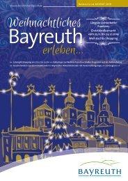 Weihnachtliches Bayreuth 2019