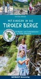 Leseprobe »Mit Kindern in die Tiroler Berge«