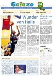 Neue Sendungen - Mitteldeutsche Zeitung
