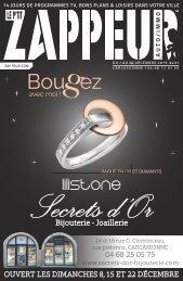 Le P'tit Zappeur - Carcassonne #431