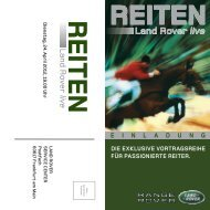 Reiten 24 April 2012.indd - Land Rover Live