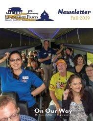 Leadership Pasco Newsletter - Fall 2019