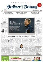 Berliner Zeitung 28.11.2019