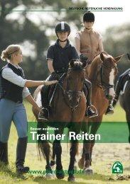 trainer Reiten - SportOn.de