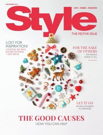 Style: December 02, 2019