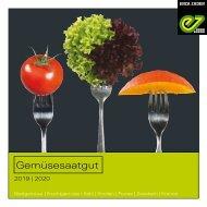 Gemüsesaatgut Katalog 2019 | 2020 Küpper