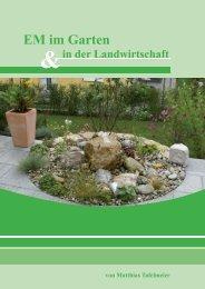 EM im Garten - EM-Chiemgau