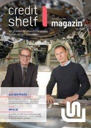 creditshelf-Magazin NO 7-DE
