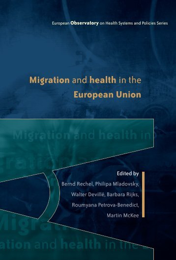 Migration and health in EU - The National Documentation Centre on ...