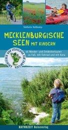 Leseprobe »Mecklenburgische Seen mit KIndern«