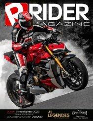 Rider Magazine | Vol 1. | Decembre 2019