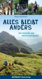 Leseprobe »Alles bleibt anders – Abenteuerreisen mit Kindern«