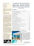 Turks & Caicos Islands Real Estate Winter/Spring 2019/20 - Page 4