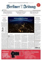 Berliner Zeitung 29.11.2019