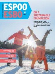 Espoo Magazine 4-2019