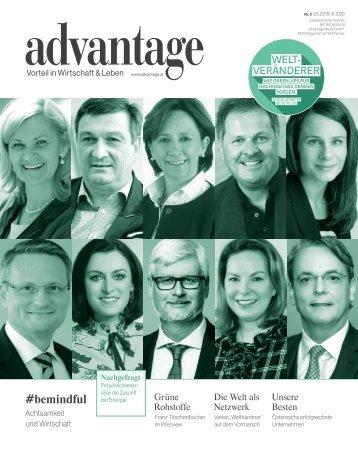 advantage Nr 2 Mai 2019