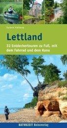 Leseprobe »Naturzeit aktiv: Lettland«