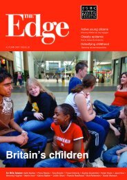 Issue 26 - November 2007 (PDF, 1.69Mb) - ESRC