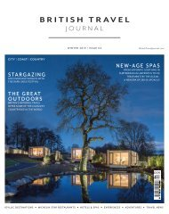 British Travel Journal | Winter 20