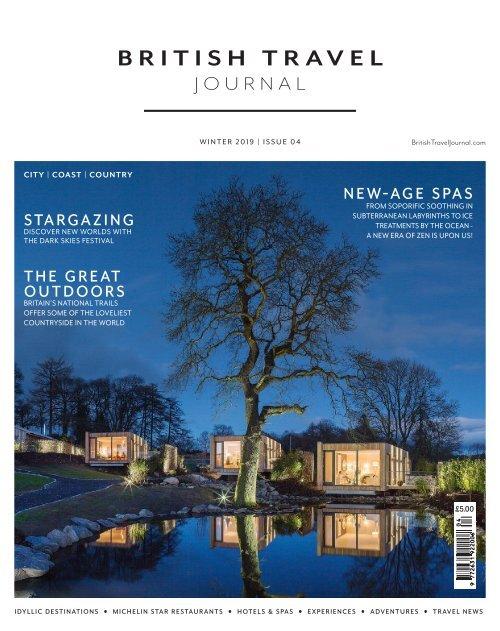 British Travel Journal | Winter 19