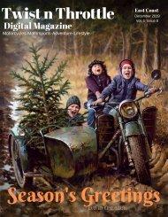 Twist n Throttle Magazine December 2019 Volume 1 Issue 8