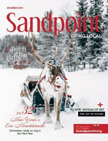 December 2019 Sandpoint Living Local