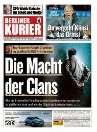 Berliner Kurier 01.12.2019