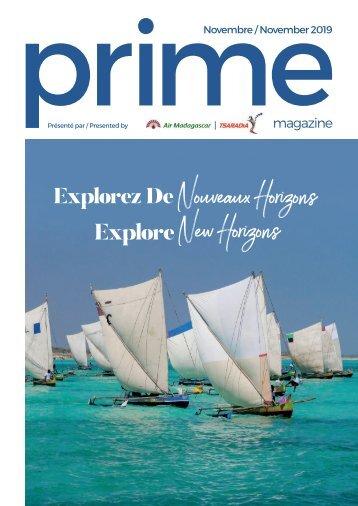 Prime Magazine November 2019