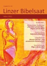 Linzer Bibelsaat (Nr. 151 12/2019)