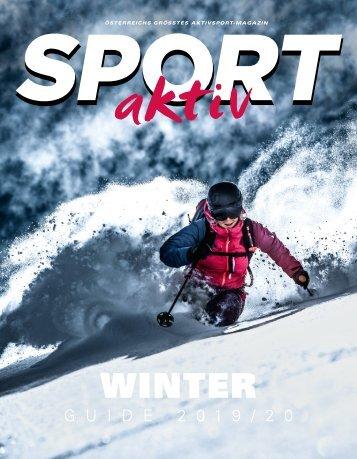 SPORTaktiv Winterguide 2019