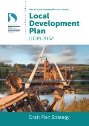 Derry City & Strabane District Council Local Development Plan 2032 - draft Plan Strategy