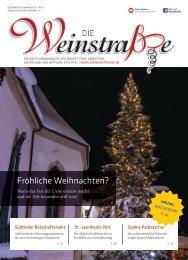 Die Weinstraße - Dezember 2019